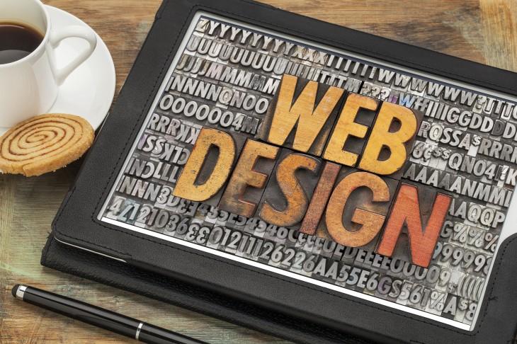 делать правильный дизайн сайта