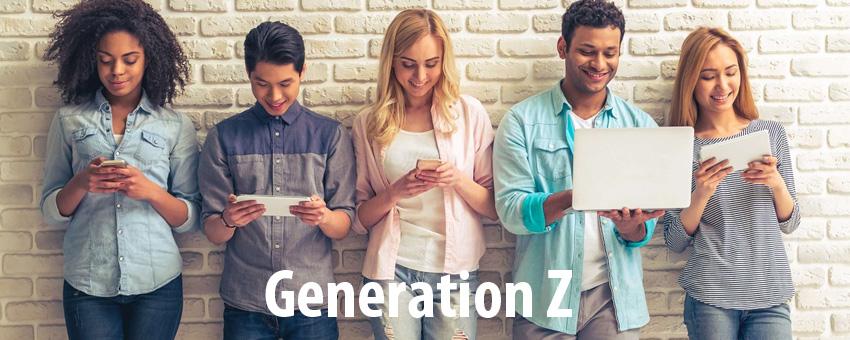 знакомство с поколением Z