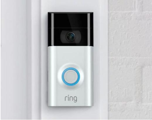 Звонок, который идентифицирует гостя у двери