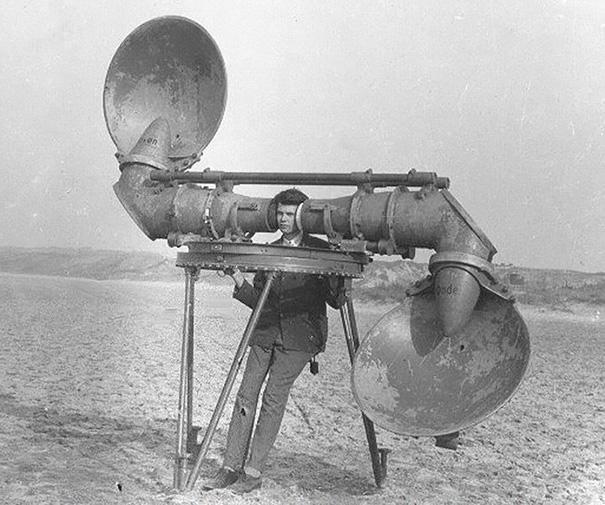 профессия - слушатель вражеской авиации