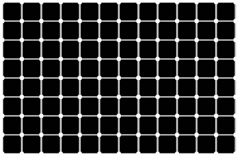 Сеточная иллюзия
