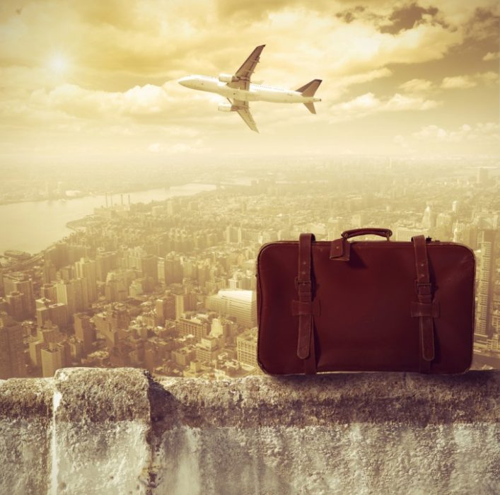 потеря багажа волшебным образом меняет жизнь