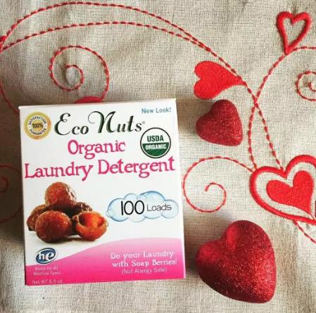 органическое моющее средство на основе ягод